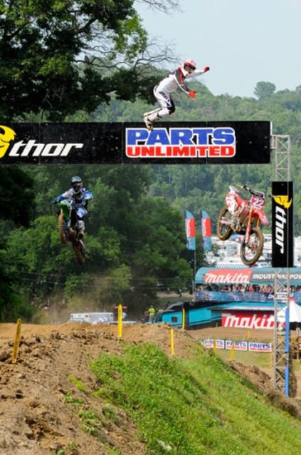 Motorcross biker, MXSTORe,