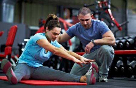 the fitness firm, personal training
