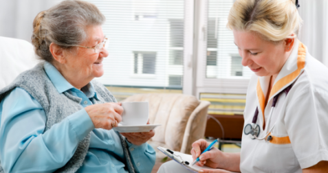 in-home care, retire at home