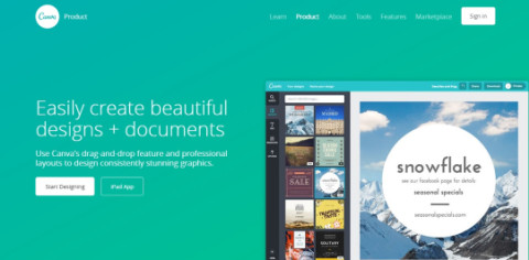 canva, software tool