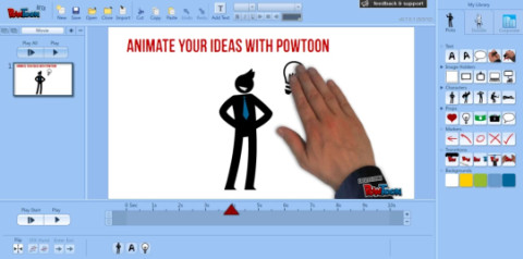powtoon, software