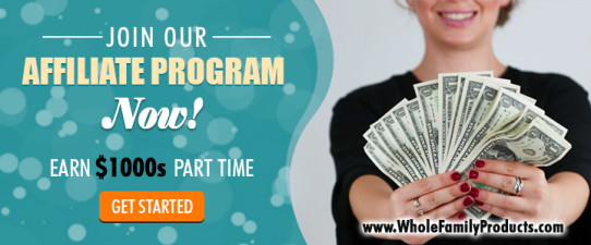 Whole Family Products Affiliate Program