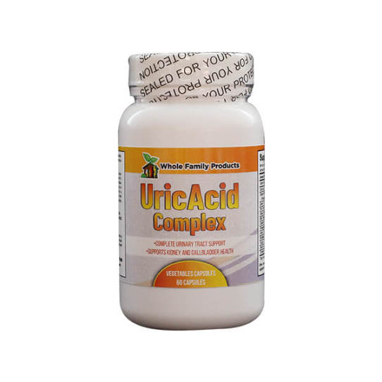 Uric Acid Complex by Whole Family Products