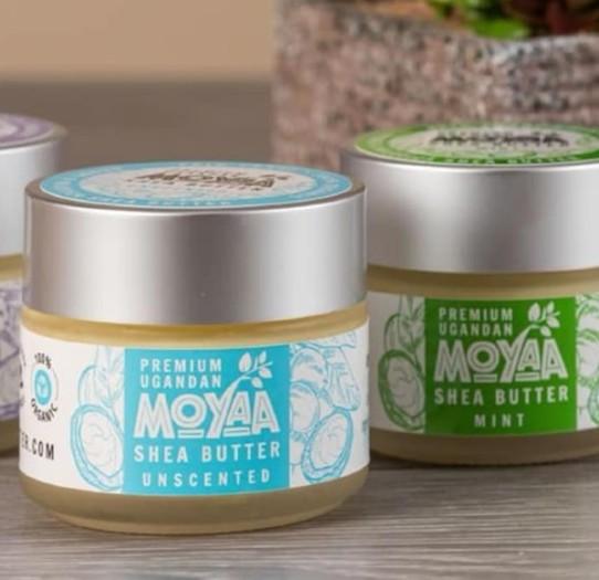 Moyaa Shea Butter. Collections, Fair Trade, African Shea Butter
