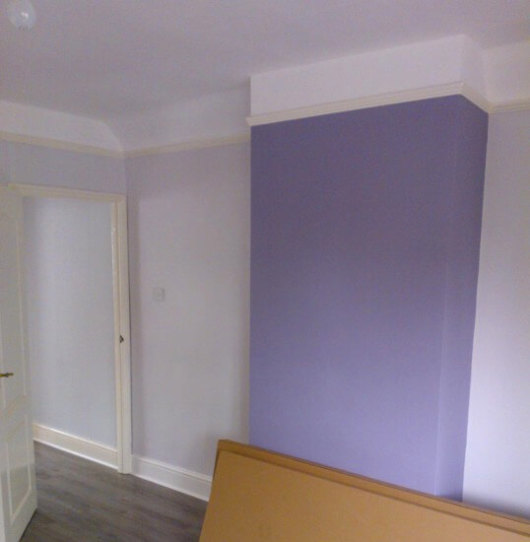 Reliable painting and decorating in London