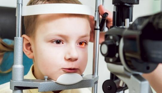 Waterloo Eye Care Centre, Waterloo, children Eye Exam