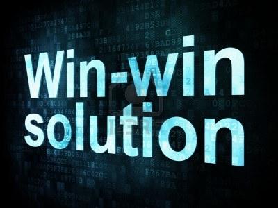 win win solution, Lee Pryke