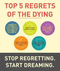 regrets, dreams