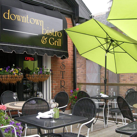 Tempt your Taste @Downtownbistro&grill (Downtown Bistro & Grill)