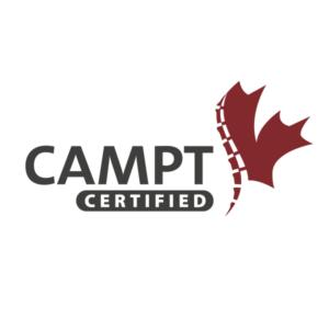 campt, certifed, logo