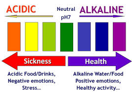 Alkaline versus Alkalized Water