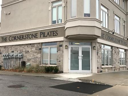 The cornerstone Pilates