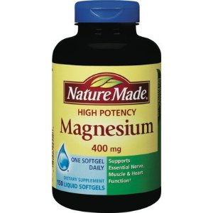 MAGNESIUM SUPPLEMENT VITAMIN
