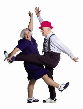Senior Dancing, KYnamics, Yovana Russell