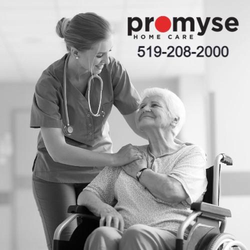 Promyse Home Care, Kitchener, Waterloo, Cambridge