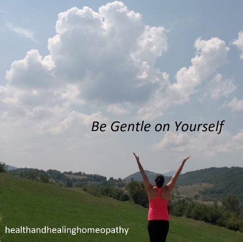 Health and Healing Homeopathy Burlington, Hamilton, Be Kind to Yourself