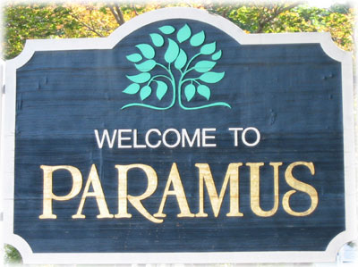 In Paramus' name