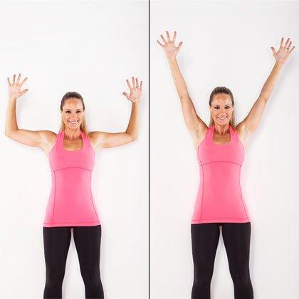 fitness, upper body, workout, women, fitness360, health