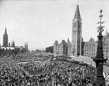 How Canada Has Celebrated Major Milestone Birthdays Past