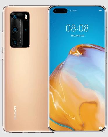 Huawei P40 Pro 256GB/8GB RAM (ELS-NX9) GSM Unlocked International Version (New)