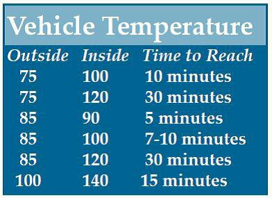 Vehicle Temperature