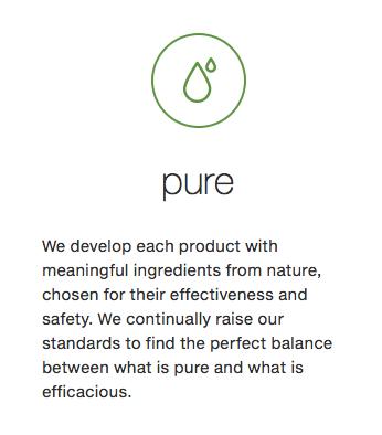 Arbonne Ingredient Policy