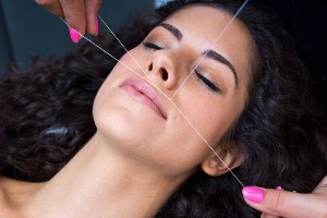 Waters Edge Salon and Spa, threading