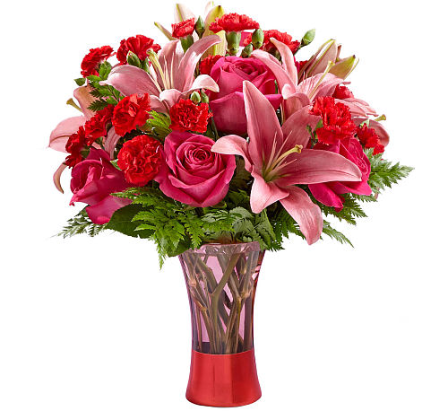 Have flowers delivered fresh by 416-Flowers