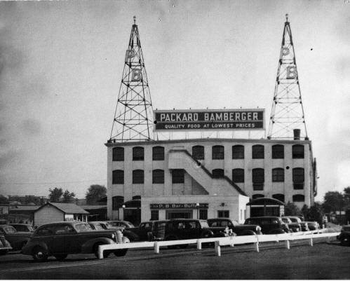 Remembering What Was There : Packard's