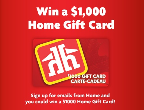 win a gift card enter to win sign up to win $1000 gift card