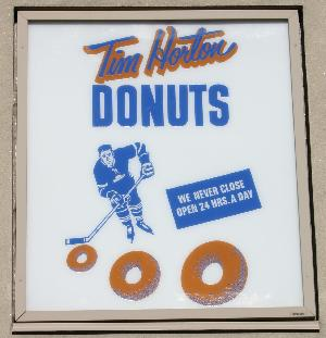 A Shrine to the Most Canadian of Donuts