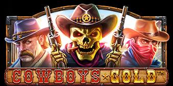 Slot Pragmatic Play Cowboys Gold