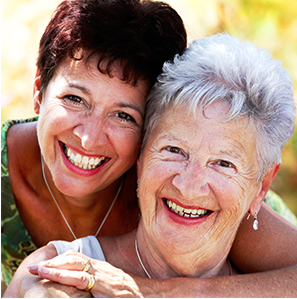 Laughter benefits seniors healthy health