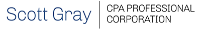 Scott Gray, CPA,CMA
