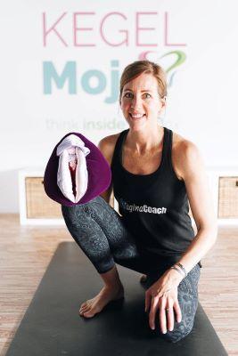 The Vagina Coach, Kim Vopni