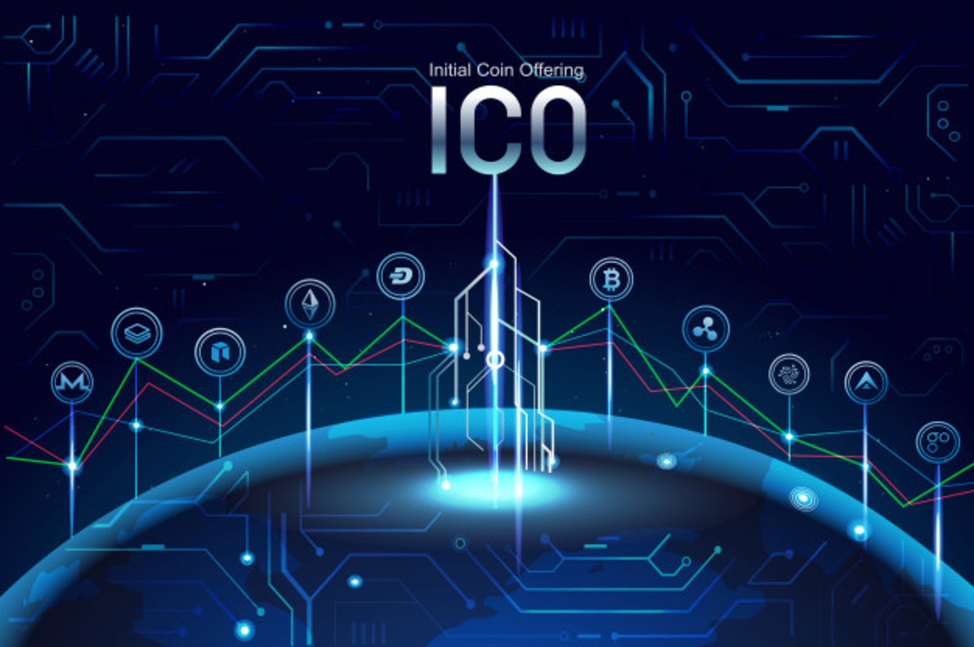 what is ico marketing