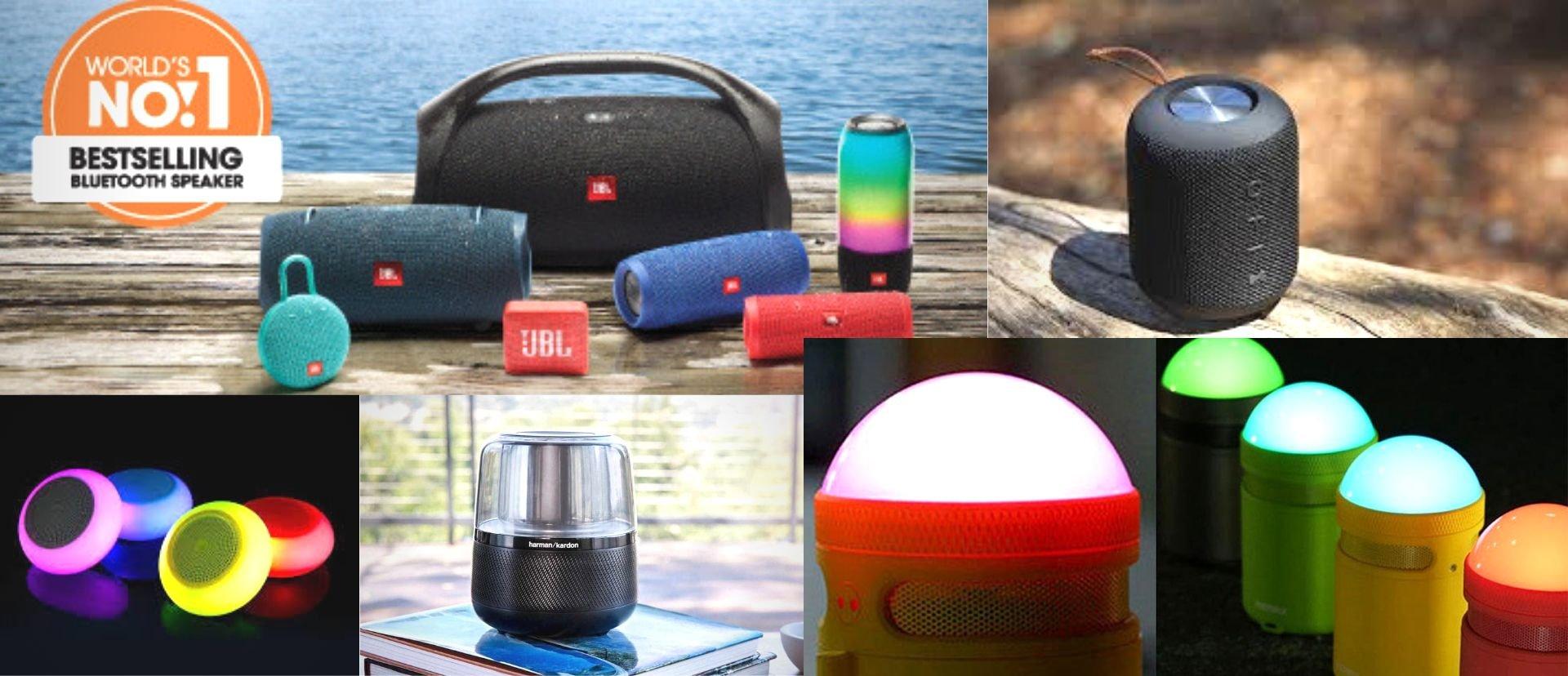 Best Bluetooth Speakers India In 2020 Gadgetgroot