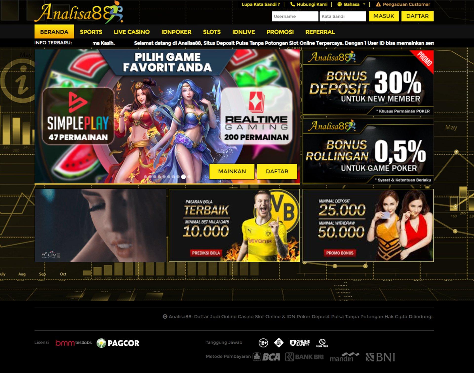 Gamewin88 Agen Slot Pulsa Tanpa Potongan Agen Slot Online Deposit Pulsa Tanpa Potongan