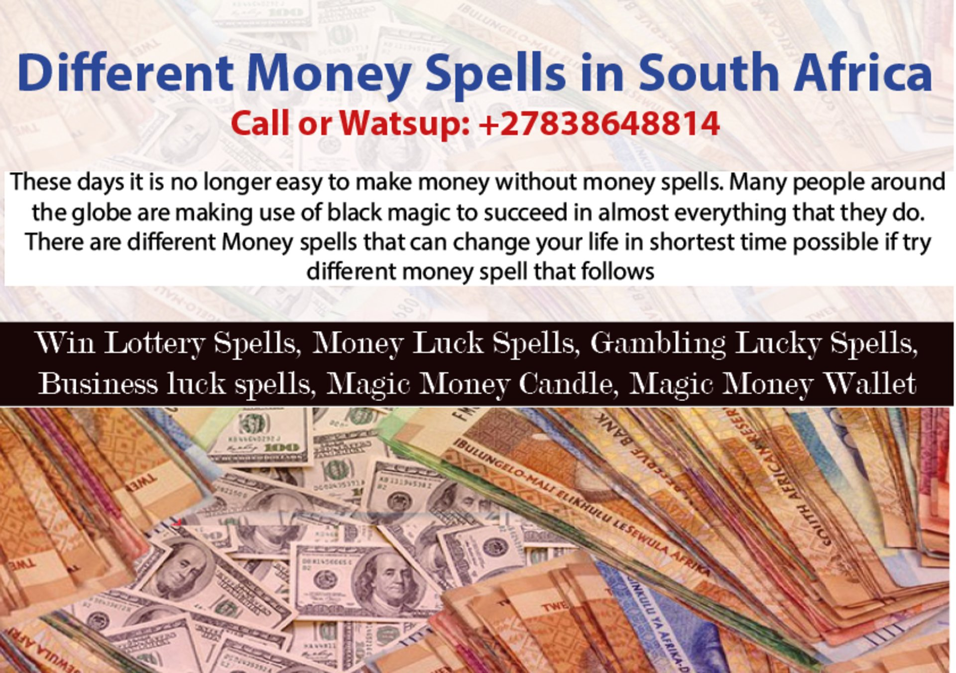 27838648814 Online Sangoma With Money Spells In South Africa 27838648814 Online Love Spell Caster And Tradit