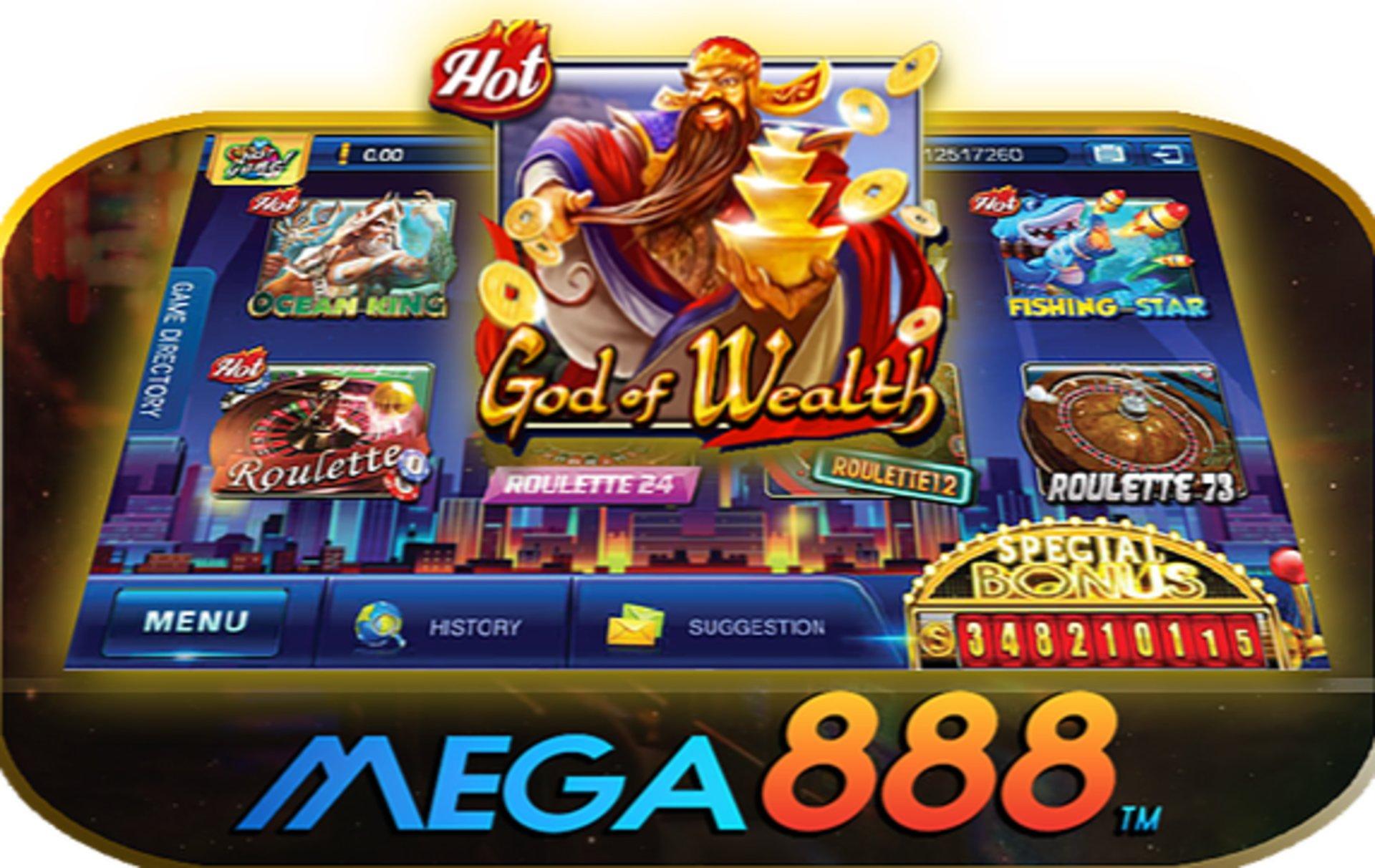 What is MEGA888? | me88my