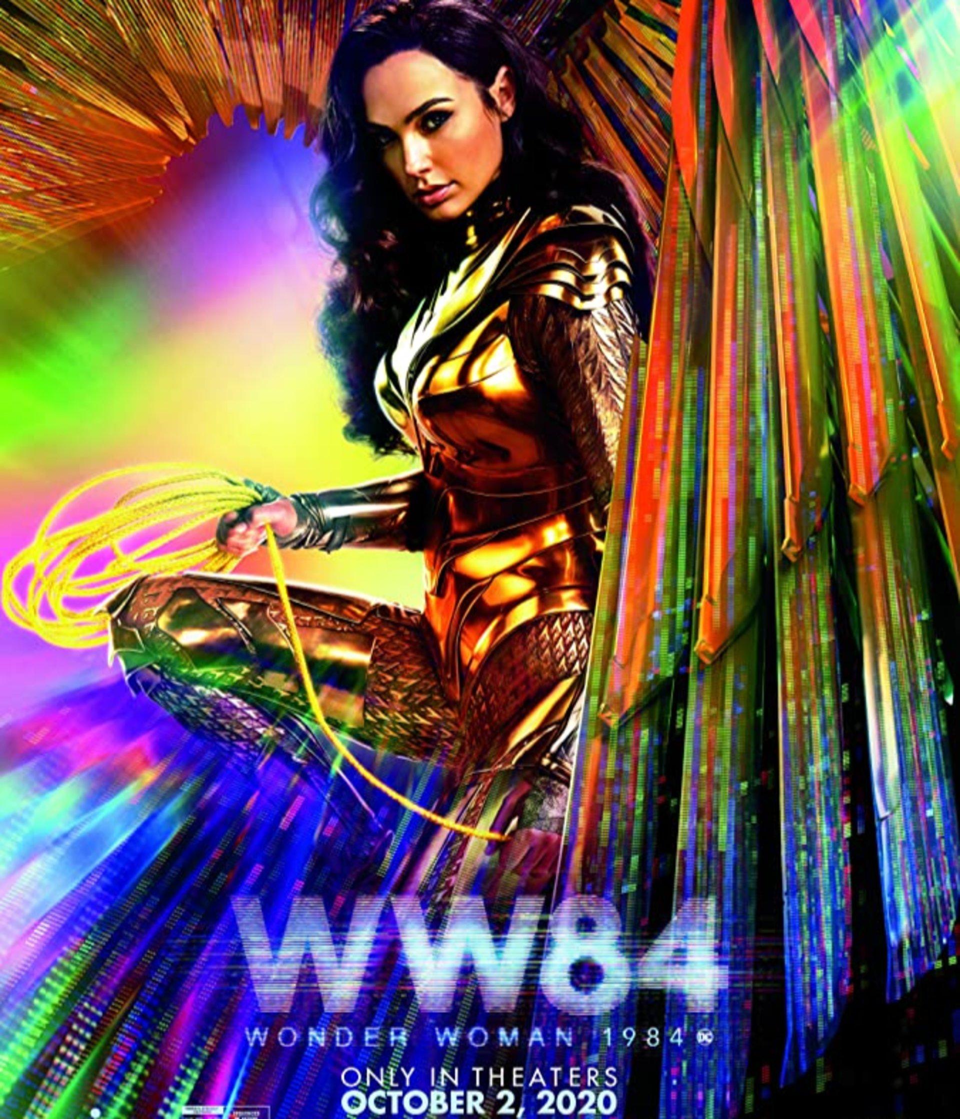 Nonton Film Wonder Woman 1984 (2020) Full Movie Sub Indo ...
