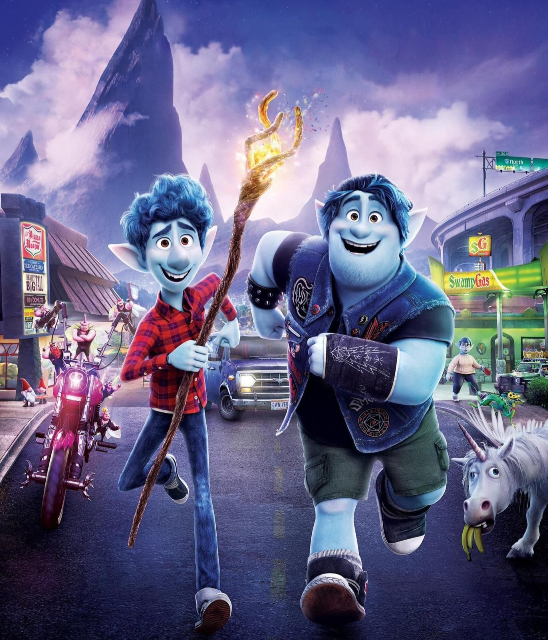 Nonton Film Onward (2020) Subtitle Indonesia | Nonton Film ...