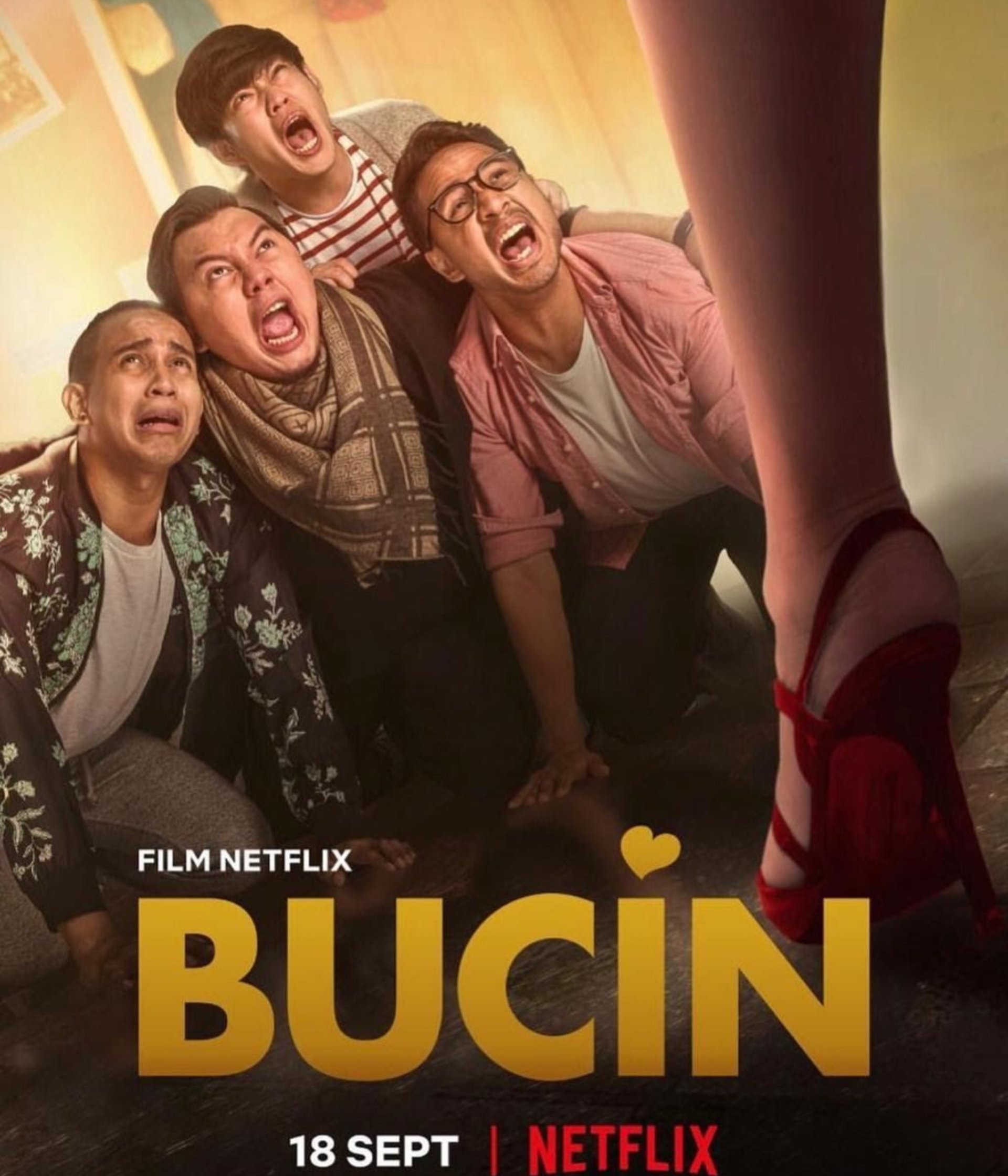 Nonton Film Bucin (2020) Subtitle Indonesia | cnnxxi
