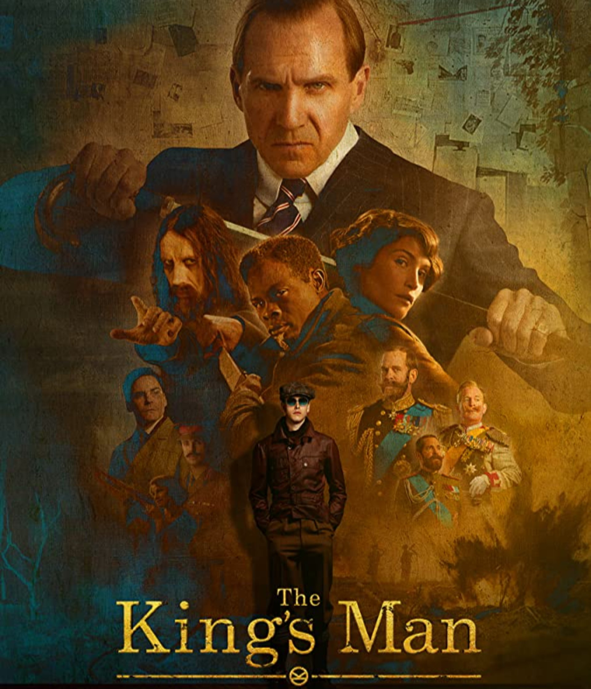 Nonton Film The King's Man (2021) Full Movie Sub Indo ...