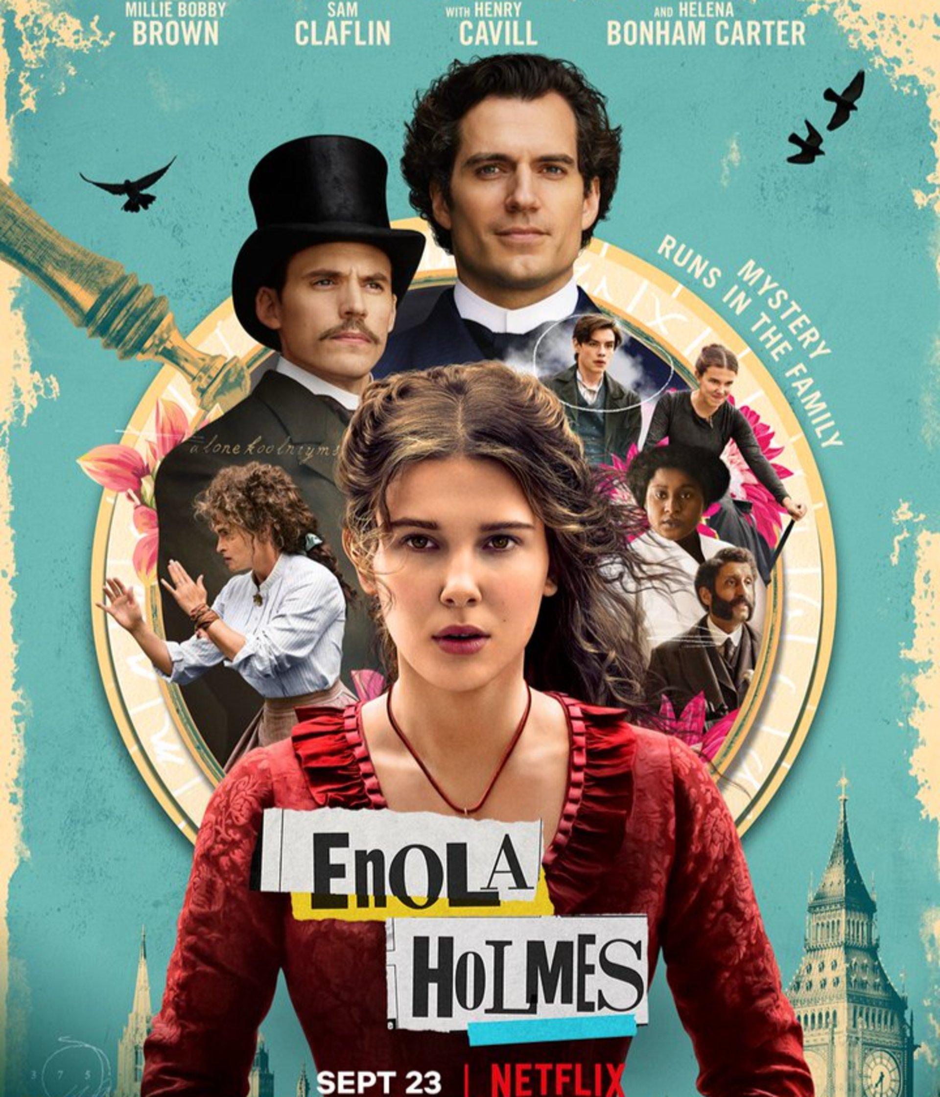 Nonton Film Enola Holmes (2020) Subtitle Indonesia | cnnxxi
