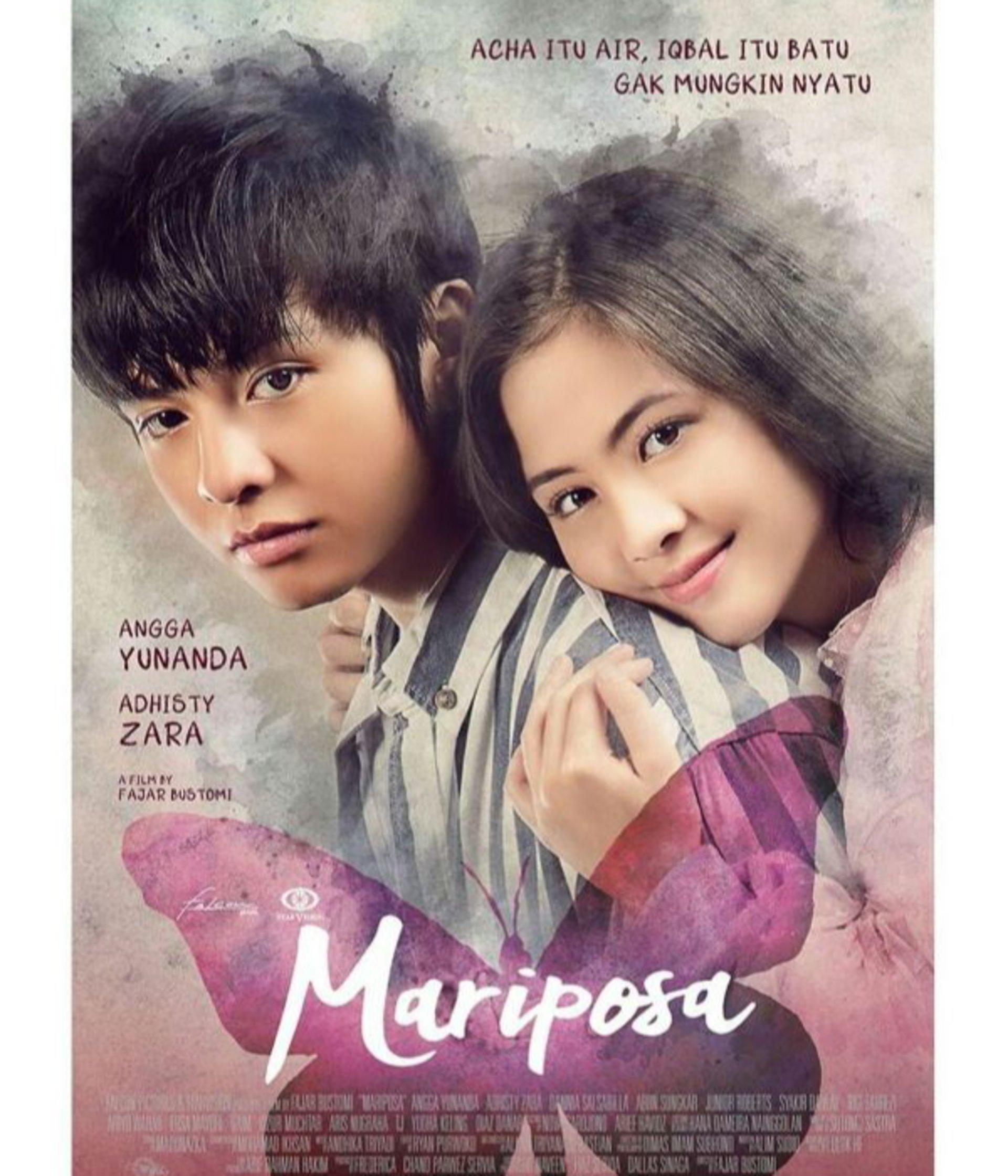 Nonton Film Mariposa (2020) Full Movie Sub Indo | cnnxxi