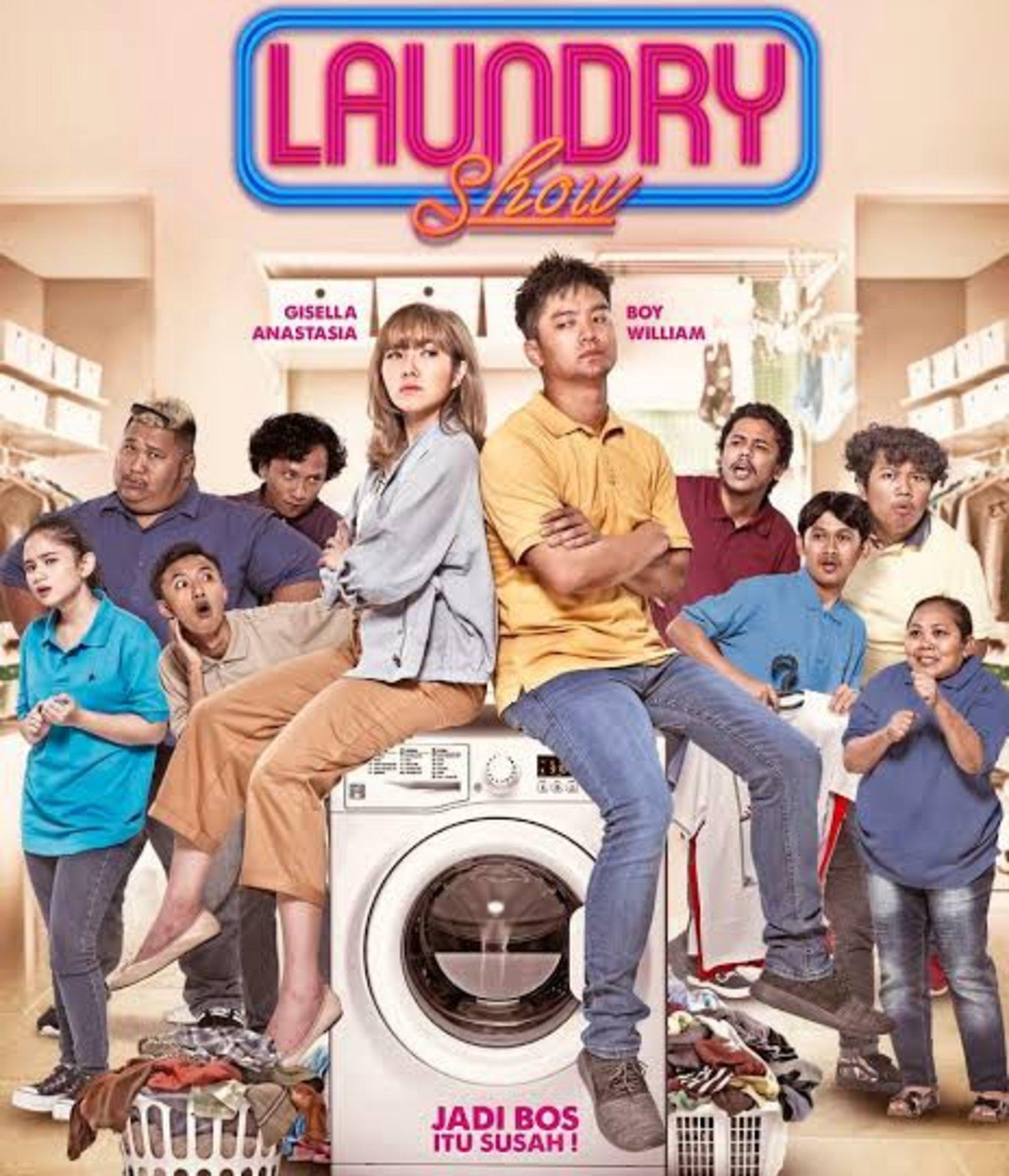 Nonton Film Indonesia Laundry Show (2019) Full Movie   cnnxxi