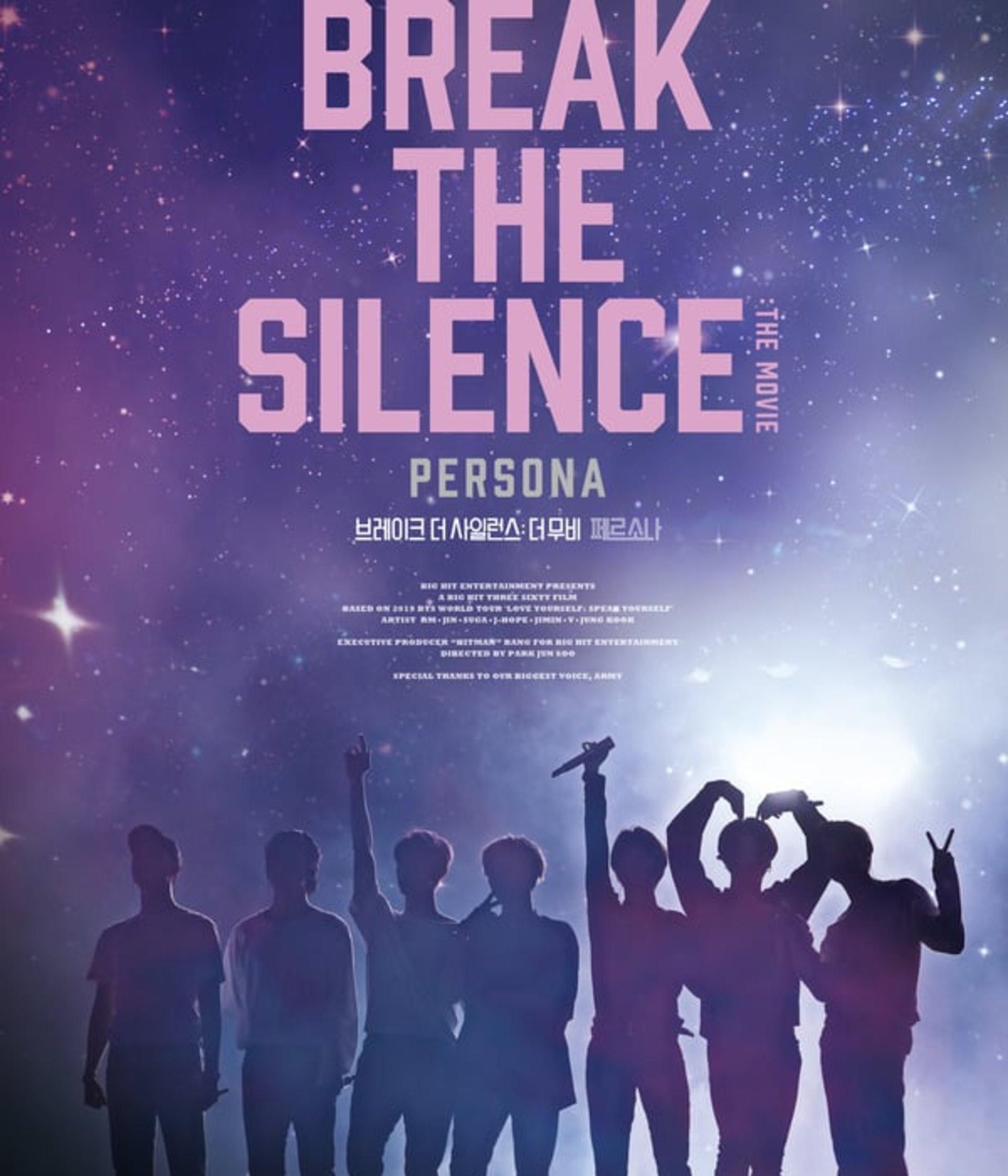 Watch Break The Silence The Movie 2020 Mp4 Free Download Ramesigana Com