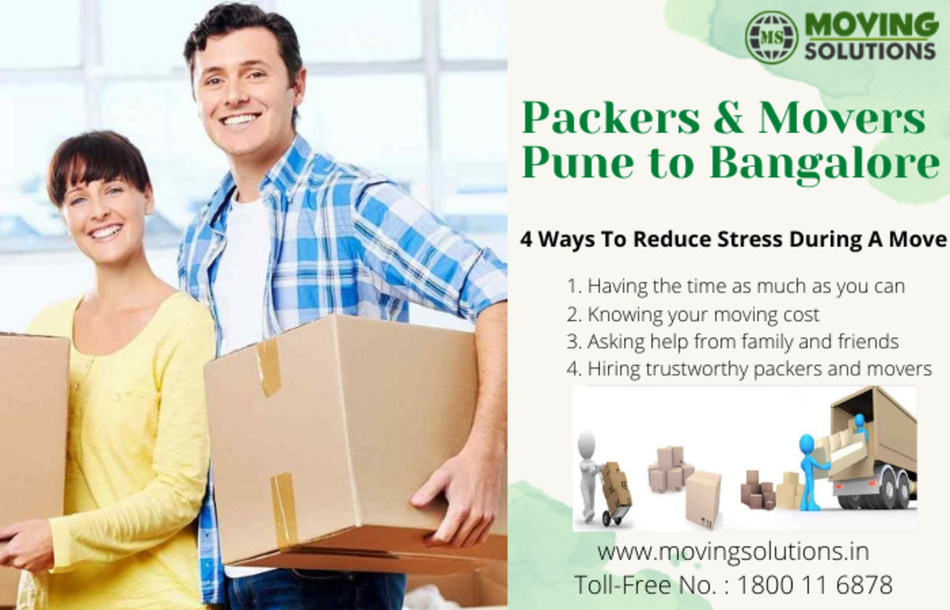 4 Ways To Reduce Stress During A Move