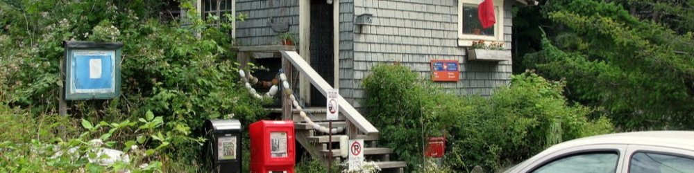 The Smallest Post Office in Canada